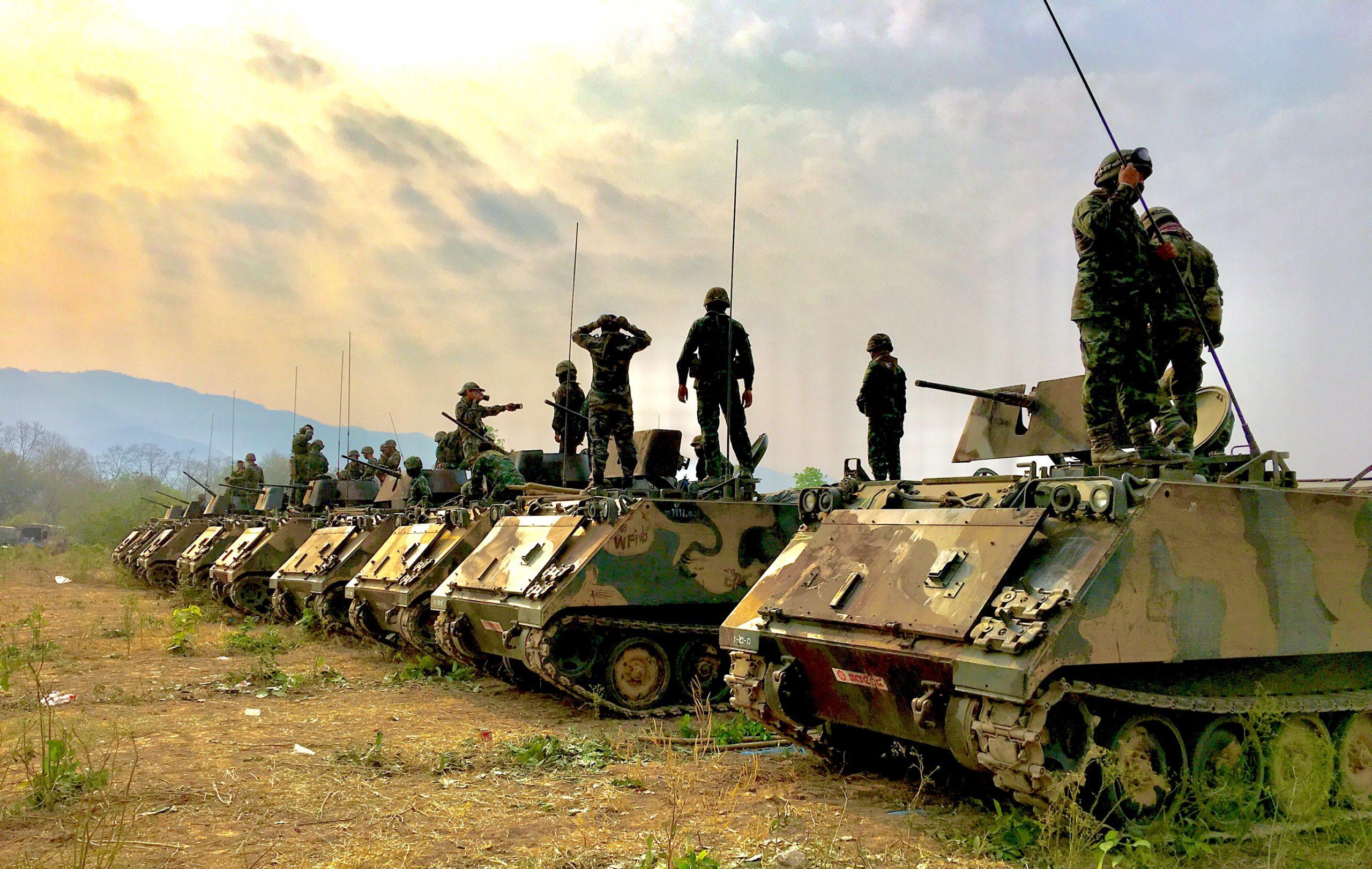 Deploymenty czyli militarnie o IT